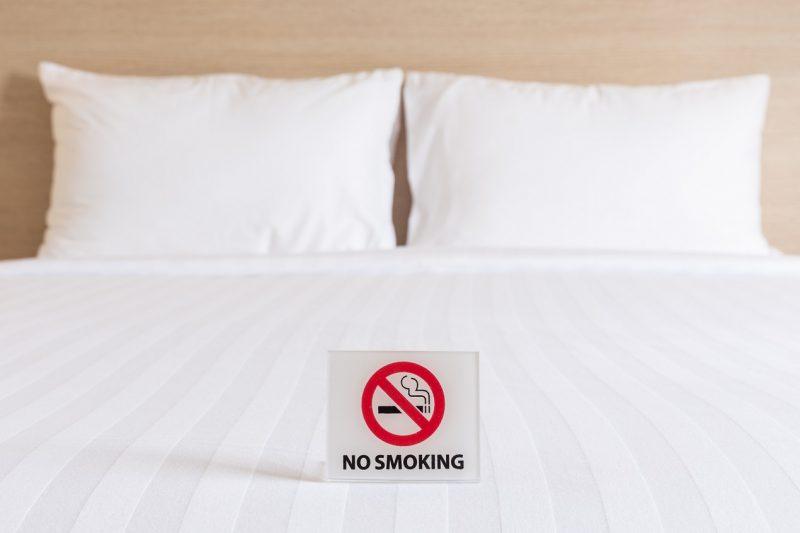 Czy w hotelu można palić papierosy?